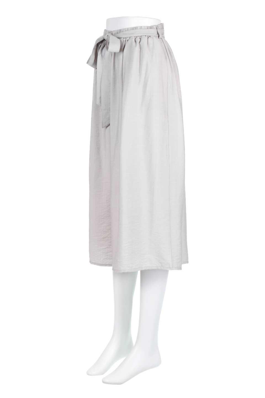 WideLegCroppedPantsクロップ丈・ワイドパンツ大人カジュアルに最適な海外ファッションのothers(その他インポートアイテム)のボトムやパンツ。サラリとした肌触りの短めワイドパンツ。レーヨン混でやや光沢のあるテロテロ素材が人気のアイテム。/main-6