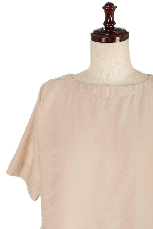 FrontTuckShortSleeveBlouseフロントタックブラウス大人カジュアルに最適な海外ファッションのothers(その他インポートアイテム)のトップスやシャツ・ブラウス。大きめシルエットで抜け感のある半袖ブラウス。短め丈なのでインでもアウトでも楽しめます。/main-20