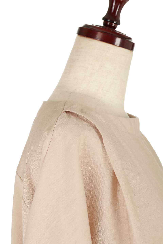 FrontTuckShortSleeveBlouseフロントタックブラウス大人カジュアルに最適な海外ファッションのothers(その他インポートアイテム)のトップスやシャツ・ブラウス。大きめシルエットで抜け感のある半袖ブラウス。短め丈なのでインでもアウトでも楽しめます。/main-22