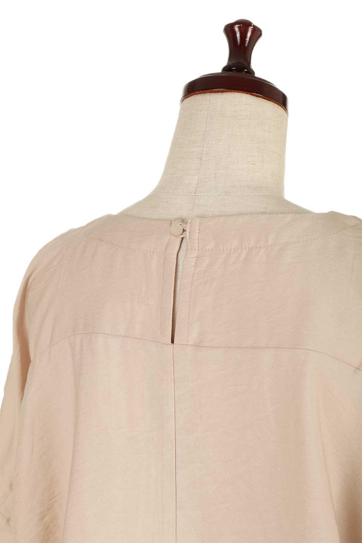 FrontTuckShortSleeveBlouseフロントタックブラウス大人カジュアルに最適な海外ファッションのothers(その他インポートアイテム)のトップスやシャツ・ブラウス。大きめシルエットで抜け感のある半袖ブラウス。短め丈なのでインでもアウトでも楽しめます。/main-23