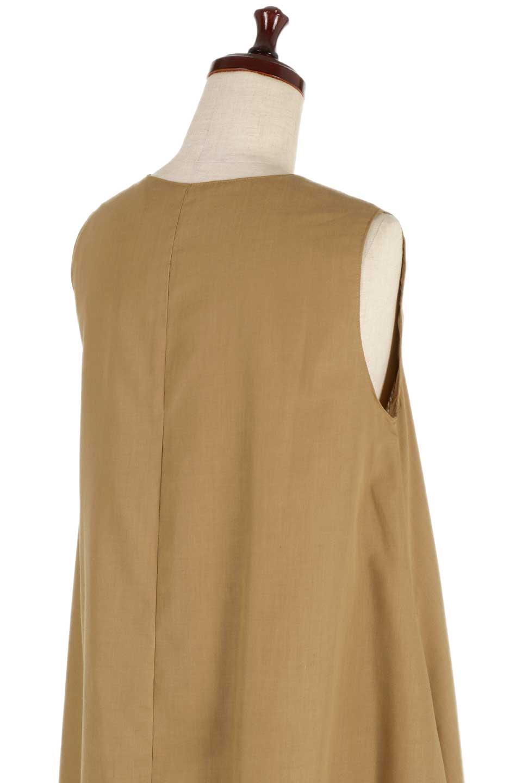 FlaredALineMaxiDressAライン・フレアマキシワンピース大人カジュアルに最適な海外ファッションのothers(その他インポートアイテム)のワンピースやマキシワンピース。シンプルでキレイ目からカジュアルまで幅広いコーデに応用できるAラインマキシワンピ。張りのあるしっかりした生地で、しかも裏地付き。/main-12