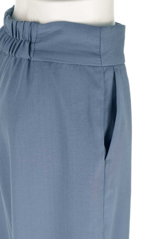 SideButtonWidePantsサイドボタン・ガーゼワイドパンツ大人カジュアルに最適な海外ファッションのothers(その他インポートアイテム)のボトムやパンツ。ソフトな生地でシンプルなワイドパンツ。Eガーゼの優しい風合いが活きるワイドなシルエット。/main-24
