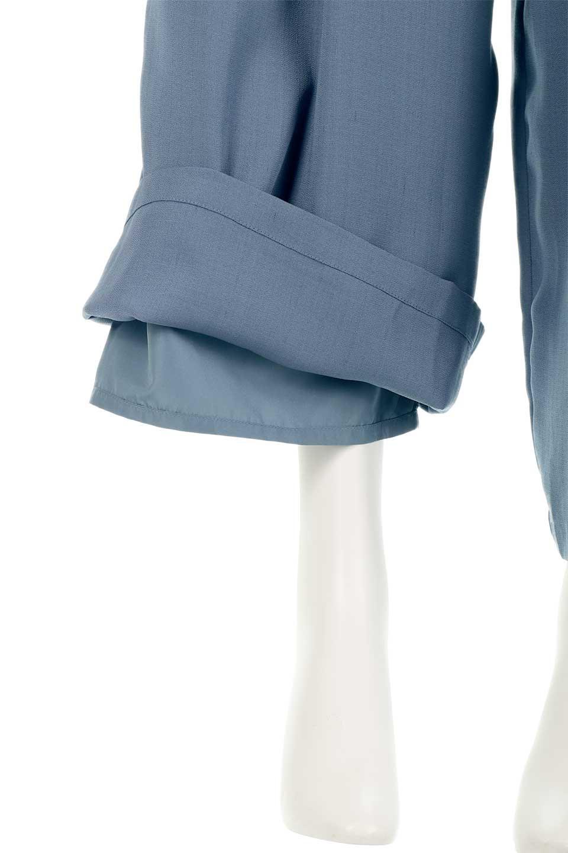 SideButtonWidePantsサイドボタン・ガーゼワイドパンツ大人カジュアルに最適な海外ファッションのothers(その他インポートアイテム)のボトムやパンツ。ソフトな生地でシンプルなワイドパンツ。Eガーゼの優しい風合いが活きるワイドなシルエット。/main-25