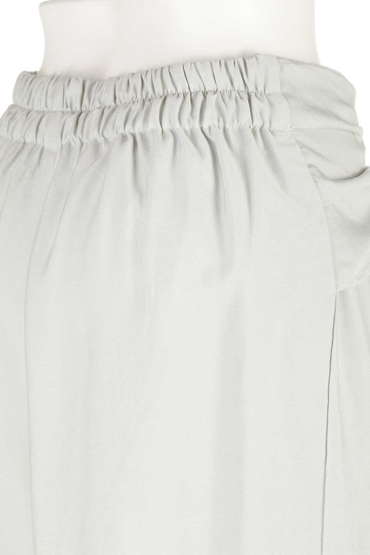 FrontRibbonDeepTuckWidePantsリボン付き・ワイドタックパンツ大人カジュアルに最適な海外ファッションのothers(その他インポートアイテム)のボトムやパンツ。フロントのリボンが特徴のワイドパンツ。ソフトな生地を使用した涼しげなアイテム。/main-24