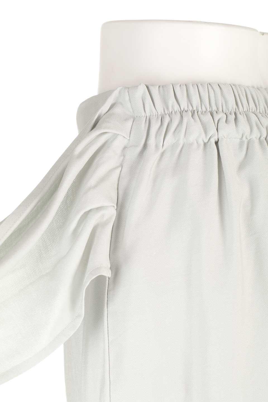 FrontRibbonDeepTuckWidePantsリボン付き・ワイドタックパンツ大人カジュアルに最適な海外ファッションのothers(その他インポートアイテム)のボトムやパンツ。フロントのリボンが特徴のワイドパンツ。ソフトな生地を使用した涼しげなアイテム。/main-25