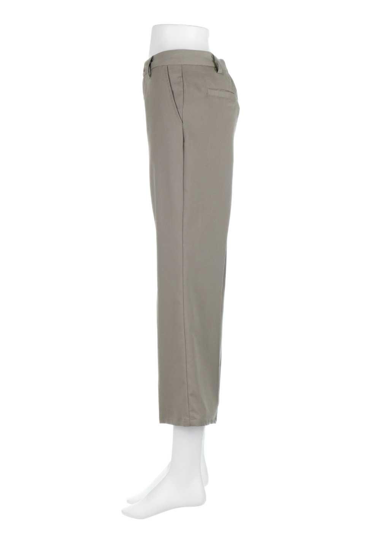 CroppedFlarePantsクロップド・フレアパンツ大人カジュアルに最適な海外ファッションのothers(その他インポートアイテム)のボトムやパンツ。程よい丈の長さのクロップドぱパンツ。膝から裾にかけてのフレアが綺麗なアイテムです。/main-12