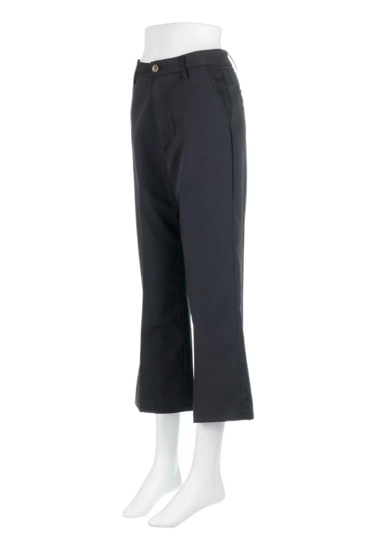CroppedFlarePantsクロップド・フレアパンツ大人カジュアルに最適な海外ファッションのothers(その他インポートアイテム)のボトムやパンツ。程よい丈の長さのクロップドぱパンツ。膝から裾にかけてのフレアが綺麗なアイテムです。/main-16