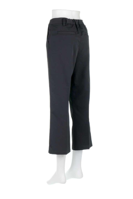 CroppedFlarePantsクロップド・フレアパンツ大人カジュアルに最適な海外ファッションのothers(その他インポートアイテム)のボトムやパンツ。程よい丈の長さのクロップドぱパンツ。膝から裾にかけてのフレアが綺麗なアイテムです。/main-18