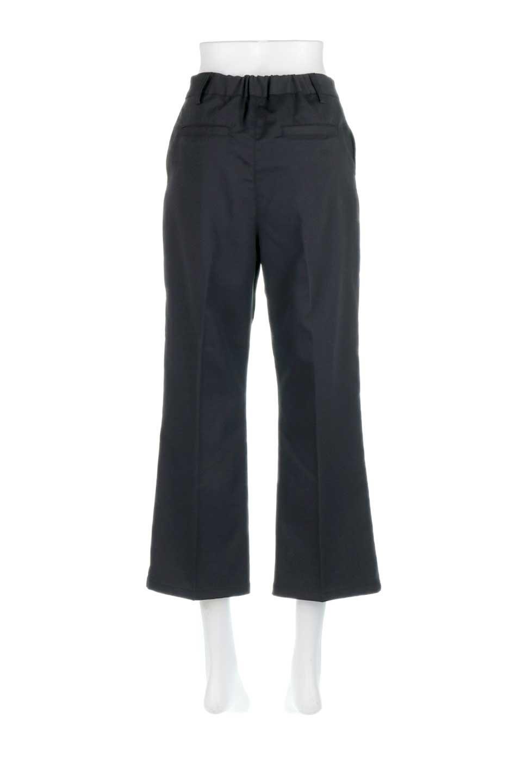 CroppedFlarePantsクロップド・フレアパンツ大人カジュアルに最適な海外ファッションのothers(その他インポートアイテム)のボトムやパンツ。程よい丈の長さのクロップドぱパンツ。膝から裾にかけてのフレアが綺麗なアイテムです。/main-19