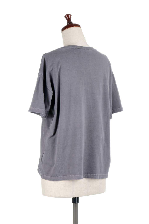 HardWashedPocketTピグメント加工・ポケ付きTシャツ大人カジュアルに最適な海外ファッションのothers(その他インポートアイテム)のトップスやTシャツ。気軽に着れるピグメント加工のポケット付きTシャツ。ピグメント加工でクタッとソフトな生地でカジュアル感のあるトップスです。/main-13