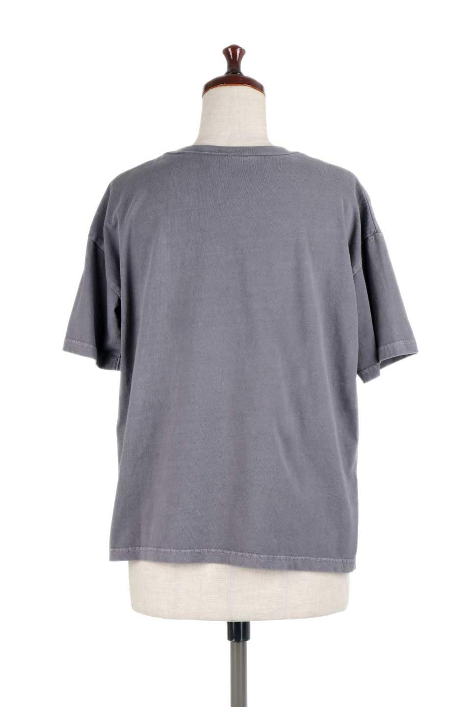 HardWashedPocketTピグメント加工・ポケ付きTシャツ大人カジュアルに最適な海外ファッションのothers(その他インポートアイテム)のトップスやTシャツ。気軽に着れるピグメント加工のポケット付きTシャツ。ピグメント加工でクタッとソフトな生地でカジュアル感のあるトップスです。/main-14
