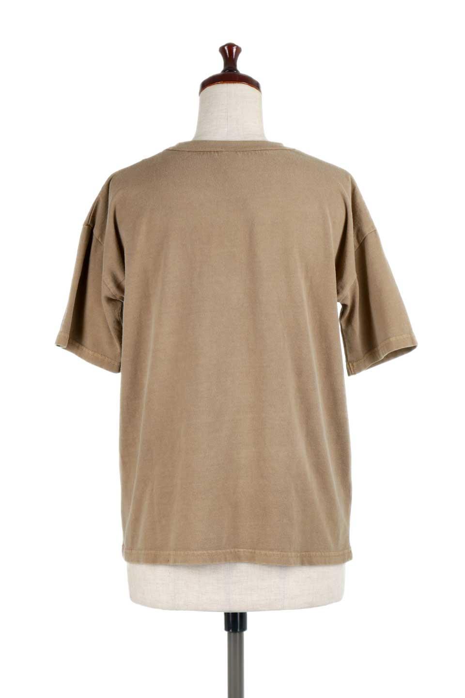 HardWashedPocketTピグメント加工・ポケ付きTシャツ大人カジュアルに最適な海外ファッションのothers(その他インポートアイテム)のトップスやTシャツ。気軽に着れるピグメント加工のポケット付きTシャツ。ピグメント加工でクタッとソフトな生地でカジュアル感のあるトップスです。/main-19