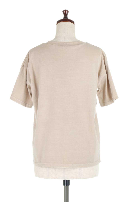 HardWashedPocketTピグメント加工・ポケ付きTシャツ大人カジュアルに最適な海外ファッションのothers(その他インポートアイテム)のトップスやTシャツ。気軽に着れるピグメント加工のポケット付きTシャツ。ピグメント加工でクタッとソフトな生地でカジュアル感のあるトップスです。/main-9