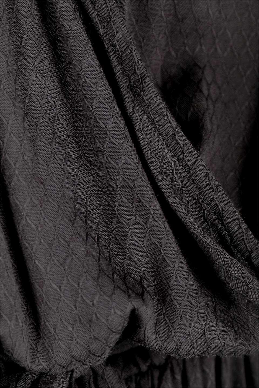LOVESTITCHのCarineCrochetSleeveJumpsuitカットレーススリーブ・ブラックジャンプスーツ/海外ファッションが好きな大人カジュアルのためのLOVESTITCH(ラブステッチ)のボトムやロンパース類。カジュアルでありながらキリッとクールな雰囲気のジャンプスーツ。大人っぽく色っぽいブラックカジュアル好きにはたまらないアイテムです。/main-11