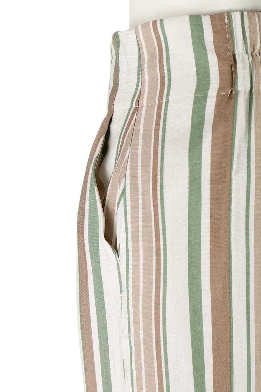 MultiStripedSemiTightSkirtマルチストライプ・セミタイトスカート大人カジュアルに最適な海外ファッションのothers(その他インポートアイテム)のボトムやスカート。多色使いでコーデしやすいマルチストライプのセミタイトスカート。各色にくすんだカラーを使用して派手感を抑えたスカートです。/main-17