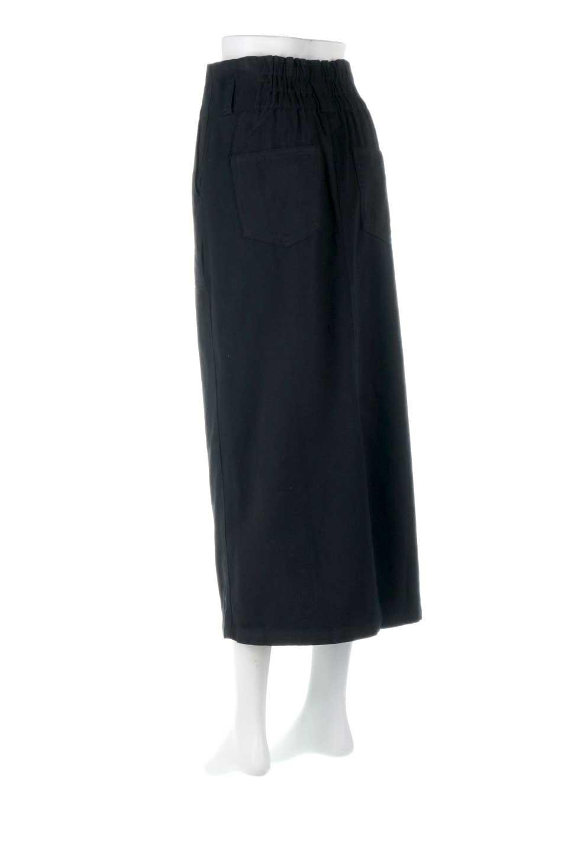 HighWaistPencilSkirtハイウエスト・ツイルペンシルスカート大人カジュアルに最適な海外ファッションのothers(その他インポートアイテム)のボトムやスカート。コットンツイルのしっかりした生地のタイトスカート。ミリタリーやワーク系の雰囲気もあるカジュアルテイストのアイテムです。/main-13