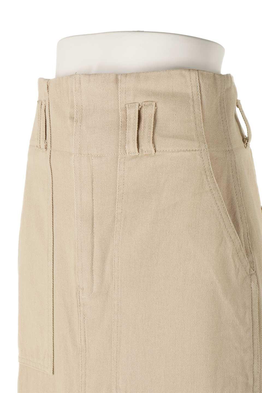 HighWaistPencilSkirtハイウエスト・ツイルペンシルスカート大人カジュアルに最適な海外ファッションのothers(その他インポートアイテム)のボトムやスカート。コットンツイルのしっかりした生地のタイトスカート。ミリタリーやワーク系の雰囲気もあるカジュアルテイストのアイテムです。/main-15