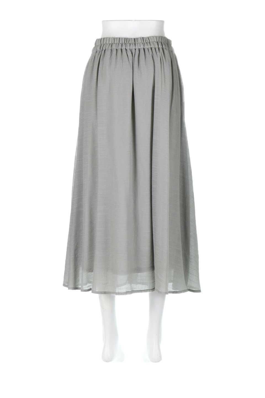 FullOpenFlareSkirtスラブガーゼ・フルオープンマキシスカート大人カジュアルに最適な海外ファッションのothers(その他インポートアイテム)のボトムやスカート。レーヨンのスラブガーゼ素材のマキシスカート。涼しげなガーゼに裏地が付いて安心感のあるスカートです。/main-19