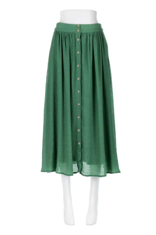 FullOpenFlareSkirtスラブガーゼ・フルオープンマキシスカート大人カジュアルに最適な海外ファッションのothers(その他インポートアイテム)のボトムやスカート。レーヨンのスラブガーゼ素材のマキシスカート。涼しげなガーゼに裏地が付いて安心感のあるスカートです。/main-20