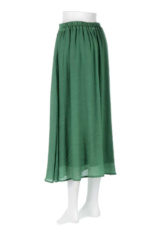 FullOpenFlareSkirtスラブガーゼ・フルオープンマキシスカート大人カジュアルに最適な海外ファッションのothers(その他インポートアイテム)のボトムやスカート。レーヨンのスラブガーゼ素材のマキシスカート。涼しげなガーゼに裏地が付いて安心感のあるスカートです。/main-23