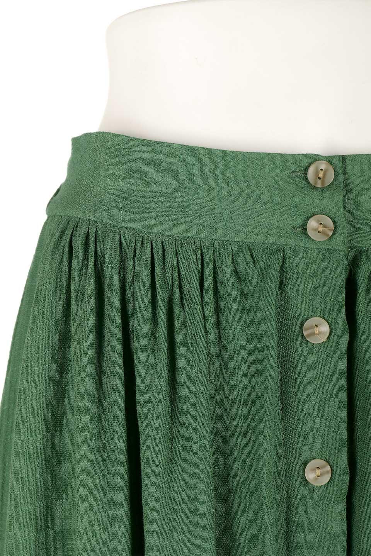 FullOpenFlareSkirtスラブガーゼ・フルオープンマキシスカート大人カジュアルに最適な海外ファッションのothers(その他インポートアイテム)のボトムやスカート。レーヨンのスラブガーゼ素材のマキシスカート。涼しげなガーゼに裏地が付いて安心感のあるスカートです。/main-25