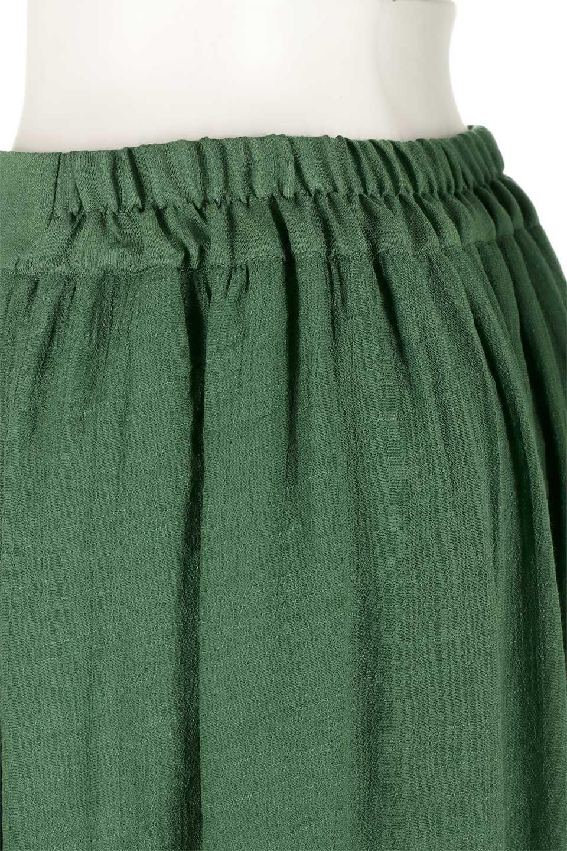 FullOpenFlareSkirtスラブガーゼ・フルオープンマキシスカート大人カジュアルに最適な海外ファッションのothers(その他インポートアイテム)のボトムやスカート。レーヨンのスラブガーゼ素材のマキシスカート。涼しげなガーゼに裏地が付いて安心感のあるスカートです。/main-27
