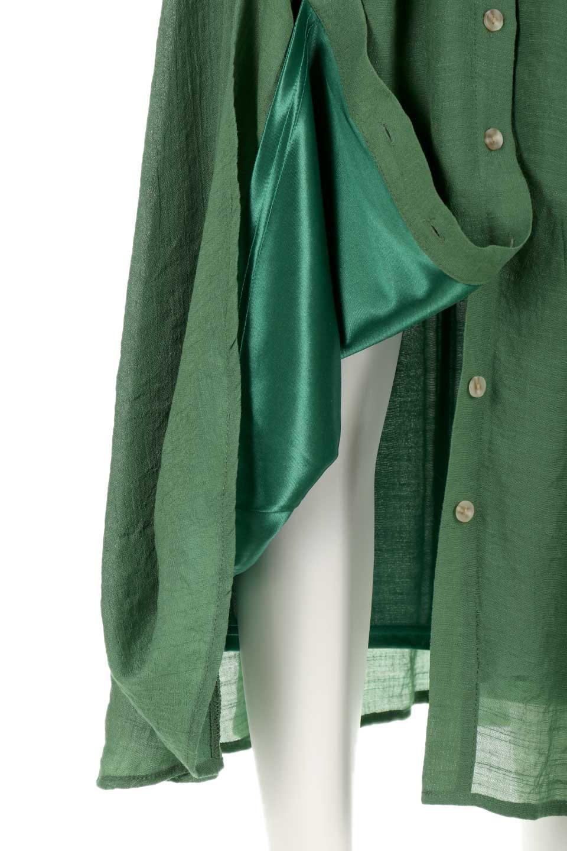 FullOpenFlareSkirtスラブガーゼ・フルオープンマキシスカート大人カジュアルに最適な海外ファッションのothers(その他インポートアイテム)のボトムやスカート。レーヨンのスラブガーゼ素材のマキシスカート。涼しげなガーゼに裏地が付いて安心感のあるスカートです。/main-29