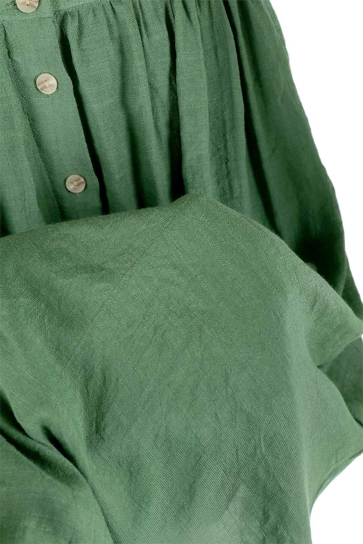 FullOpenFlareSkirtスラブガーゼ・フルオープンマキシスカート大人カジュアルに最適な海外ファッションのothers(その他インポートアイテム)のボトムやスカート。レーヨンのスラブガーゼ素材のマキシスカート。涼しげなガーゼに裏地が付いて安心感のあるスカートです。/main-30