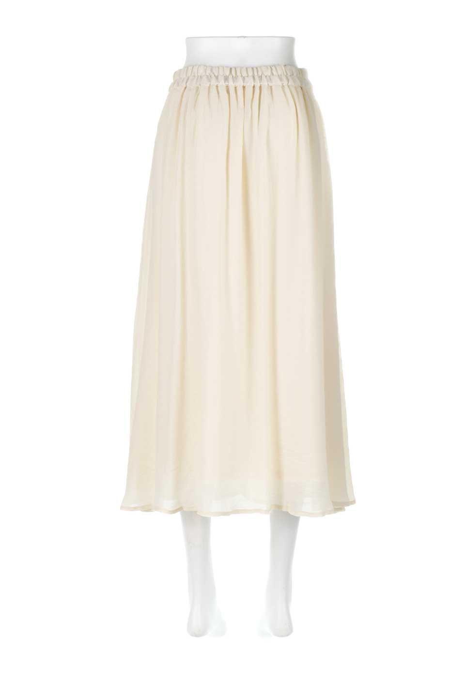 FullOpenFlareSkirtスラブガーゼ・フルオープンマキシスカート大人カジュアルに最適な海外ファッションのothers(その他インポートアイテム)のボトムやスカート。レーヨンのスラブガーゼ素材のマキシスカート。涼しげなガーゼに裏地が付いて安心感のあるスカートです。/main-9