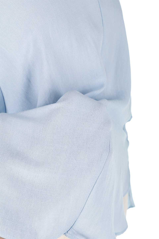 DolmanSleeveBackTiedBlouseドルマンスリーブ・バックリボンブラウス大人カジュアルに最適な海外ファッションのothers(その他インポートアイテム)のトップスやシャツ・ブラウス。バックスリットデザインとドロストのギャザー感が後ろ姿も美しく見せてくれるドルマンブラウス。程よいネックの抜け感が今年らしいトップス。/main-25