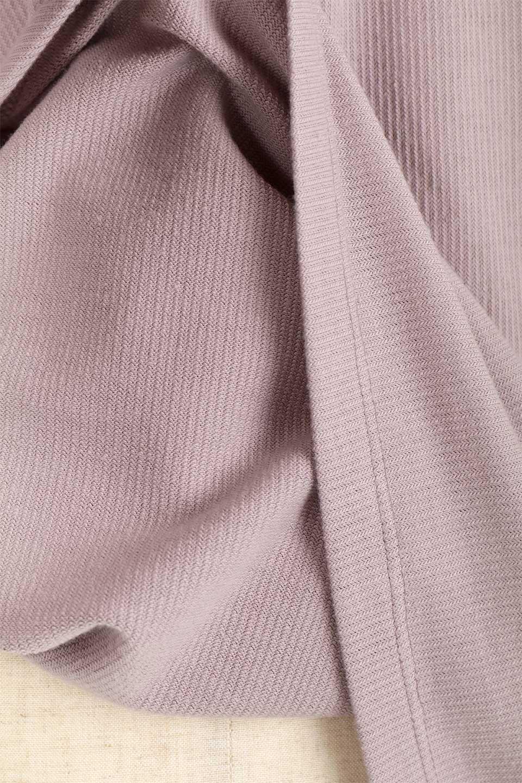 ShortSleeveClueNeckLongTopテレコ素材・ロングトップス大人カジュアルに最適な海外ファッションのothers(その他インポートアイテム)のトップスやカットソー。凹凸感のあるテレコ素材を使用したロング丈の半袖チュニック。そのまま着てもブラウジングしても楽しめるシンプルデザイン。/main-28