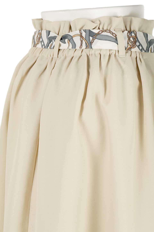 ScarfPanelLongSkirtスカーフ柄・切り替えスカート大人カジュアルに最適な海外ファッションのothers(その他インポートアイテム)のボトムやスカート。スカーフ柄の切り替えが可愛い切り替えスカート。カジュアル感のある上品さが大人気のロングスカートです。/main-17