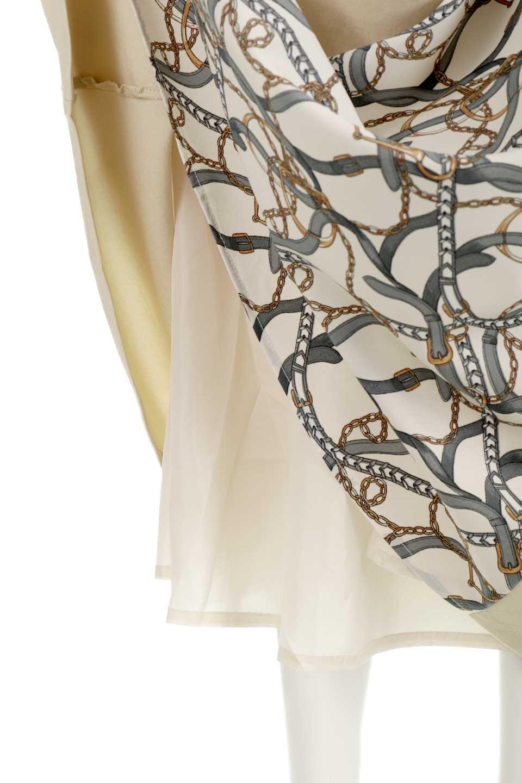 ScarfPanelLongSkirtスカーフ柄・切り替えスカート大人カジュアルに最適な海外ファッションのothers(その他インポートアイテム)のボトムやスカート。スカーフ柄の切り替えが可愛い切り替えスカート。カジュアル感のある上品さが大人気のロングスカートです。/main-21