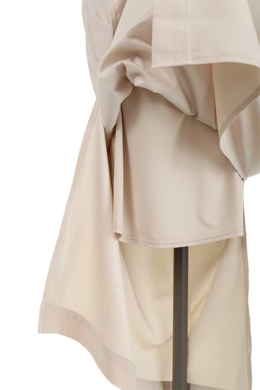 SummerKnitLayeredMaxiDressサマーニット・レイヤードワンピース大人カジュアルに最適な海外ファッションのothers(その他インポートアイテム)のワンピースやマキシワンピース。サマーニットベストとの重ね着が可愛いレイヤードマキシワンピース。コンサバ感の中にも色気を感じるサイドスリットがポイント。/main-10