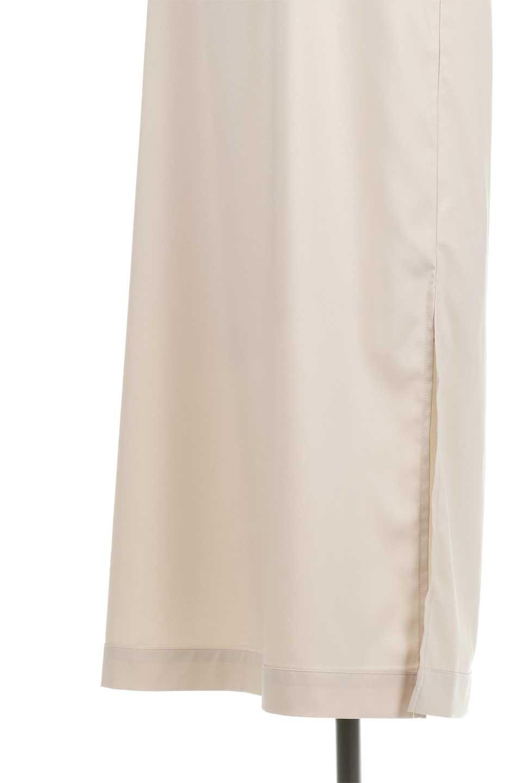 SummerKnitLayeredMaxiDressサマーニット・レイヤードワンピース大人カジュアルに最適な海外ファッションのothers(その他インポートアイテム)のワンピースやマキシワンピース。サマーニットベストとの重ね着が可愛いレイヤードマキシワンピース。コンサバ感の中にも色気を感じるサイドスリットがポイント。/main-8