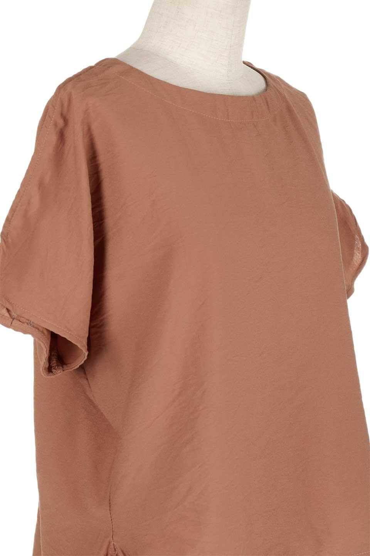 WrapSleeveBlouseラップスリーブ・ブラウス大人カジュアルに最適な海外ファッションのothers(その他インポートアイテム)のトップスやシャツ・ブラウス。ゆったりデザインのラップスリーブスリーブ。ドルマンタイプのシルエットで今風の着こなしが楽しめます。/main-10