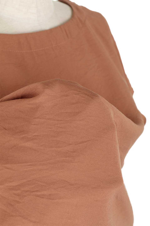 WrapSleeveBlouseラップスリーブ・ブラウス大人カジュアルに最適な海外ファッションのothers(その他インポートアイテム)のトップスやシャツ・ブラウス。ゆったりデザインのラップスリーブスリーブ。ドルマンタイプのシルエットで今風の着こなしが楽しめます。/main-16