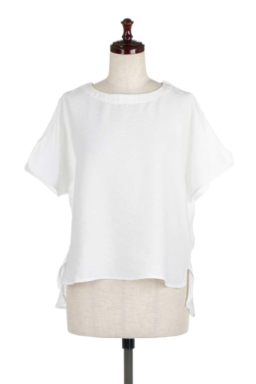 WrapSleeveBlouseラップスリーブ・ブラウス大人カジュアルに最適な海外ファッションのothers(その他インポートアイテム)のトップスやシャツ・ブラウス。ゆったりデザインのラップスリーブスリーブ。ドルマンタイプのシルエットで今風の着こなしが楽しめます。/main-5