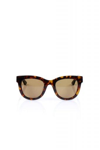 WONDERLANDのCOLONY (02-Tort & Black/ Brown Lens) コロニー・セルフレーム・サングラス / 大人カジュアルに最適な海外ファッションが得意な福島市のセレクトショップbloom