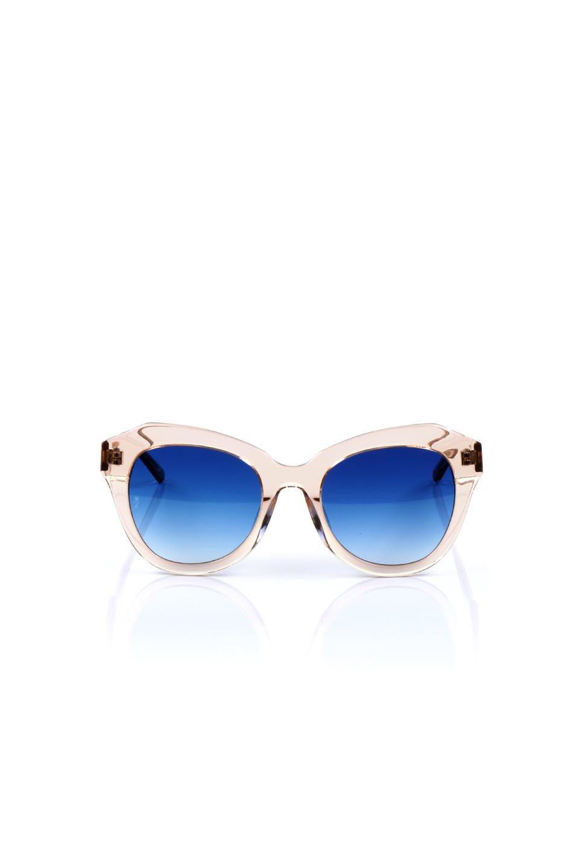 "WONDERLANDのCALEXICO(04-RoseCrystal/GradientBlueLens)カレキシコ・セルフレーム・サングラス/WONDERLANDのメガネ・サングラスや。女性向けモデル""CALEXICO(カレキシコ)"