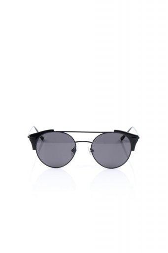 WONDERLANDのRIALTO (02-Gloss Black/ Gray Lens) リアルト・メタルフレーム・サングラス / 大人カジュアルに最適な海外ファッションが得意な福島市のセレクトショップbloom
