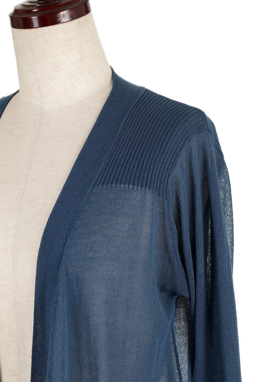 SideSlitMidLengthCardigansサイドスリット・ミディカーディガン大人カジュアルに最適な海外ファッションのothers(その他インポートアイテム)のトップスやニット・セーター。メーカーでは毎年完売の大人気定番アイテムのカーディガン。通気性に優れシャリ感があり、リネンのような素材で、触れると清涼感を感じる接触冷感素材。/main-16