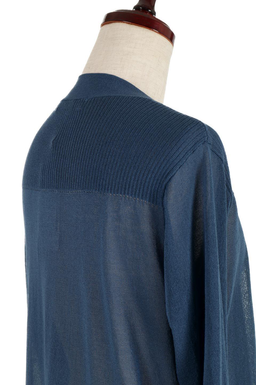 SideSlitMidLengthCardigansサイドスリット・ミディカーディガン大人カジュアルに最適な海外ファッションのothers(その他インポートアイテム)のトップスやニット・セーター。メーカーでは毎年完売の大人気定番アイテムのカーディガン。通気性に優れシャリ感があり、リネンのような素材で、触れると清涼感を感じる接触冷感素材。/main-18