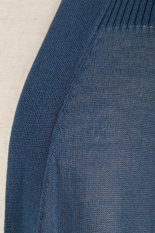 SideSlitMidLengthCardigansサイドスリット・ミディカーディガン大人カジュアルに最適な海外ファッションのothers(その他インポートアイテム)のトップスやニット・セーター。メーカーでは毎年完売の大人気定番アイテムのカーディガン。通気性に優れシャリ感があり、リネンのような素材で、触れると清涼感を感じる接触冷感素材。/main-19