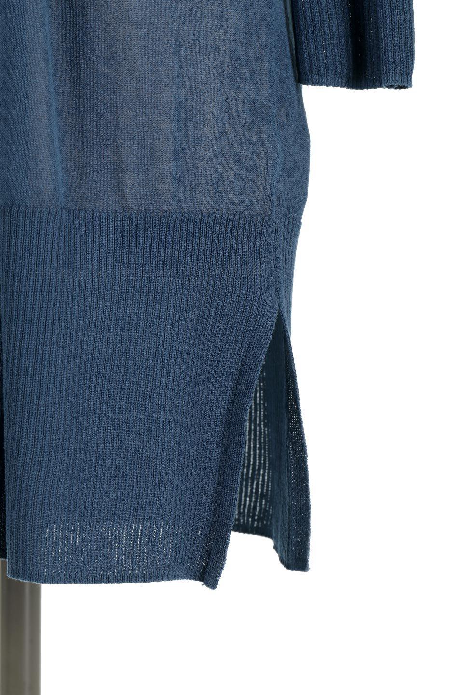 SideSlitMidLengthCardigansサイドスリット・ミディカーディガン大人カジュアルに最適な海外ファッションのothers(その他インポートアイテム)のトップスやニット・セーター。メーカーでは毎年完売の大人気定番アイテムのカーディガン。通気性に優れシャリ感があり、リネンのような素材で、触れると清涼感を感じる接触冷感素材。/main-21