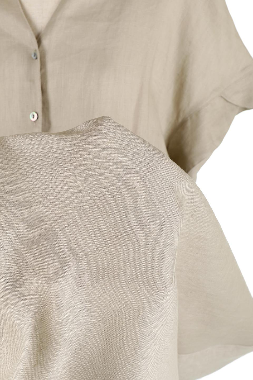 WaistRibbonLongLinenDress美シルエット・リネンワンピース大人カジュアルに最適な海外ファッションのothers(その他インポートアイテム)のワンピースやマキシワンピース。涼し気なリネン(麻)100%のロングワンピース。麻100%生地は吸湿速乾が特徴なので、暑い夏にもさらりと快適に着て頂けます。/main-20