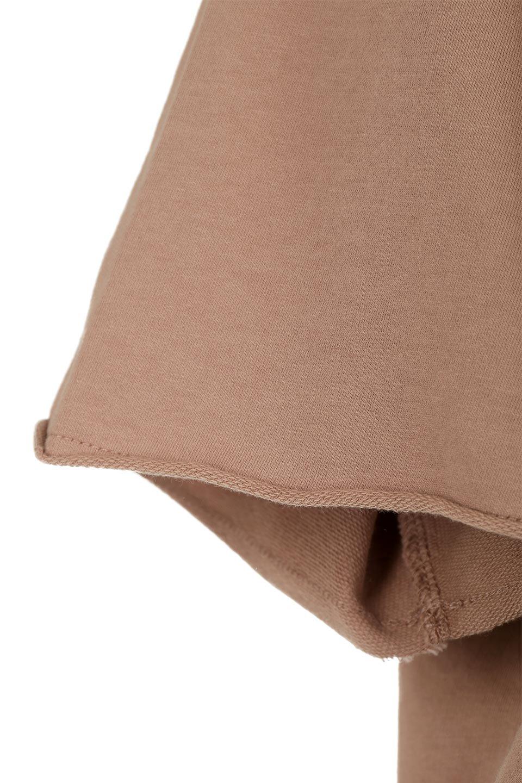 LightWightSweatTopミニ裏毛・半袖トップス大人カジュアルに最適な海外ファッションのothers(その他インポートアイテム)のトップスやカットソー。シンプルで着回しやすさで大人気のミニ裏毛半袖プルオーバー。オーバーサイズとラグランスリーブでリラックス感全開のトップスです。/main-21