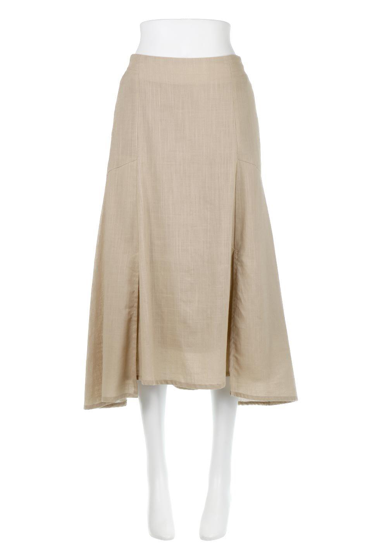 SlubGauzeMermaidSkirtスラブガーゼ・マーメイドスカート大人カジュアルに最適な海外ファッションのothers(その他インポートアイテム)のボトムやスカート。夏に最適なスラブガーゼ素材のスカート。人気のあるカラーバリエーションで、コーデもしやすいシルエット。/main-10