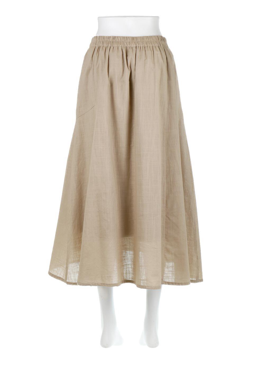 SlubGauzeMermaidSkirtスラブガーゼ・マーメイドスカート大人カジュアルに最適な海外ファッションのothers(その他インポートアイテム)のボトムやスカート。夏に最適なスラブガーゼ素材のスカート。人気のあるカラーバリエーションで、コーデもしやすいシルエット。/main-14