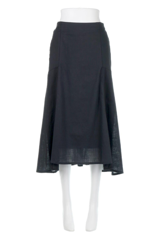 SlubGauzeMermaidSkirtスラブガーゼ・マーメイドスカート大人カジュアルに最適な海外ファッションのothers(その他インポートアイテム)のボトムやスカート。夏に最適なスラブガーゼ素材のスカート。人気のあるカラーバリエーションで、コーデもしやすいシルエット。/main-15
